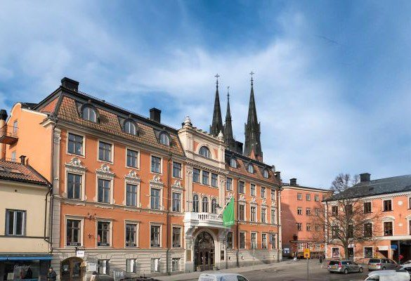 Naprapatklinik fyristorg Uppsala