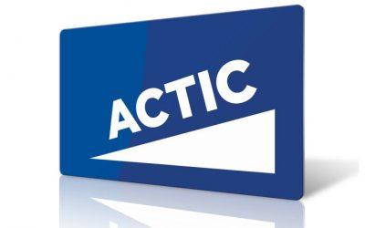 Nytt samarbetsavtal med ACTIC Uppsala
