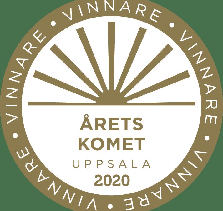 Muskelcentrum årets komet i Uppsala 2020