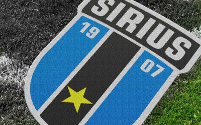Sirius Fotboll väljer Muskelcentrum